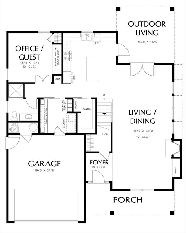 Halstead 3052  4 Bedrooms and 35 Baths  The House Designers