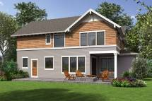 Craftsman Style House Plan 5594 Columbia