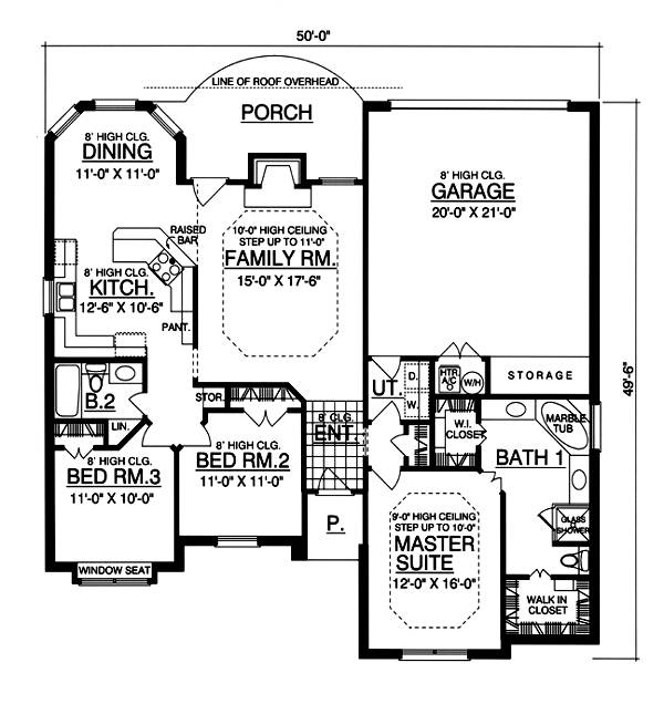 CREATIVE HOUSE PLANS « Unique House Plans