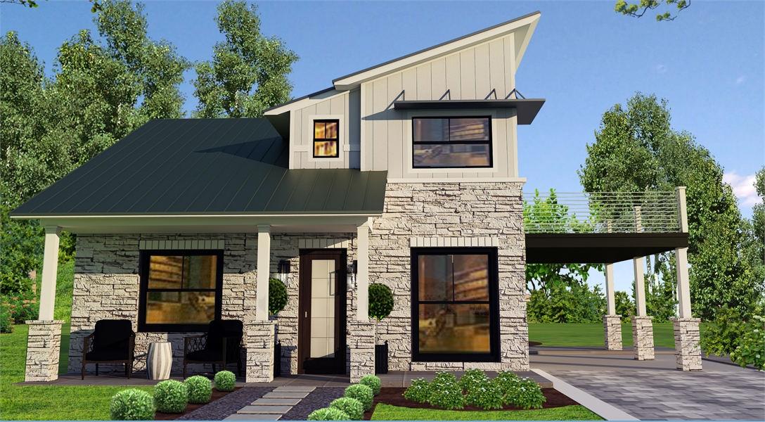 13 Best House Plans With Carports Dfd House Plans Blog