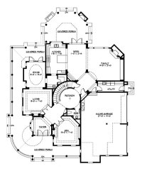 Astoria 3230 - 4 Bedrooms and 4 Baths | The House Designers