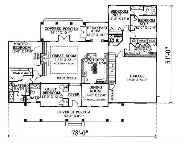 European Homes Plans