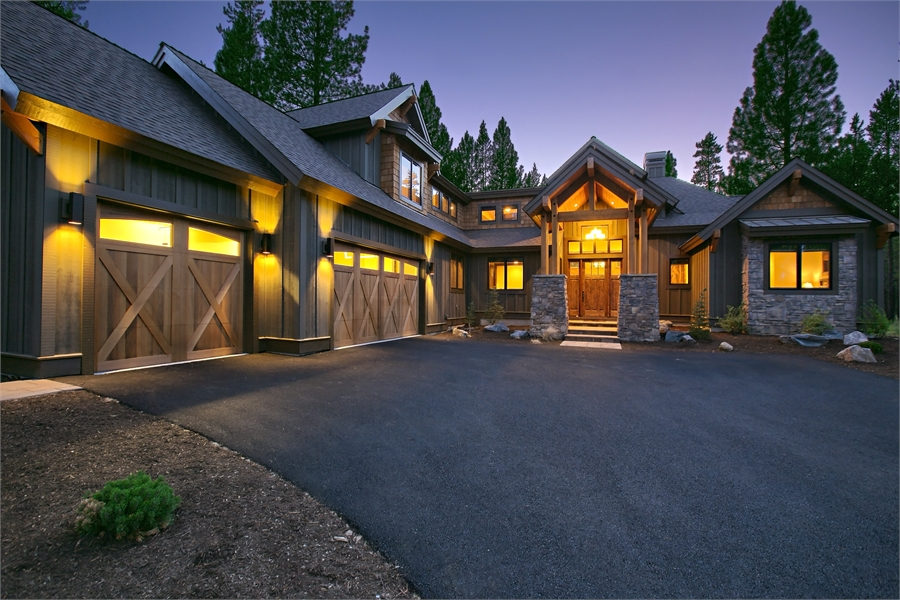 fourbedroom craftsman house plan