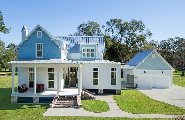 Farmhouse home plan