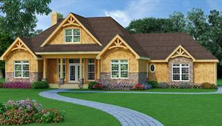Ranch House Plans & Designs Simple & Craftsman Styles THD