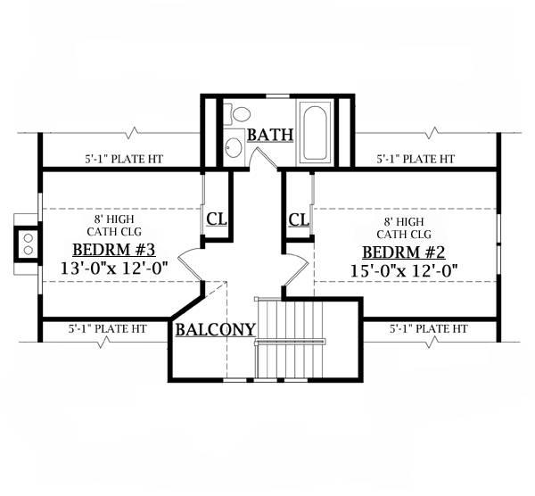 CRAFTSMAN STYLE COTTAGE PLANS « Unique House Plans