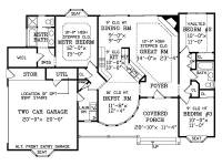 Retired Couple Finds Perfect Floor Plan - The House Designers