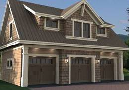100 Garage Plans And Detached With Loft Or