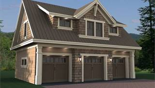 Detached Garage Plans With Loft