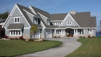 two-story cape cod house plan