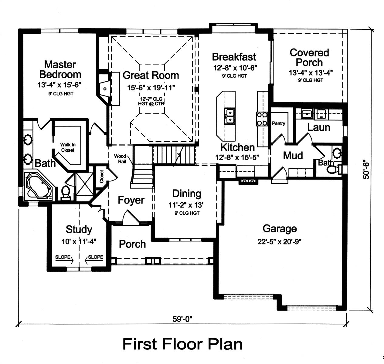 Comfortable Craftsman Style House Plan Glen Arbor