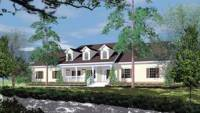 Cape Cod Home Plans, Floor Designs, & Styled House Plans ...