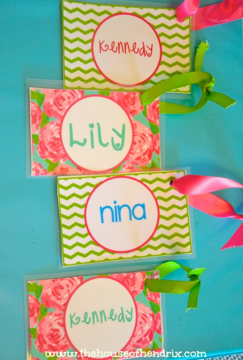 photo relating to Printable Backpack Tags named Do-it-yourself Custom made Bag Tags and Printables for Lunch Box and