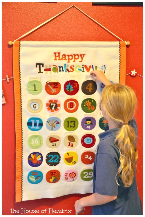 "A Thanksgiving Advent - Teaching kids to have hearts for gratitude before the Hoiiday season.  Print and fill out these cute ""I'm Thankful for"" cards each day in November. Read them on Thanksgiving."