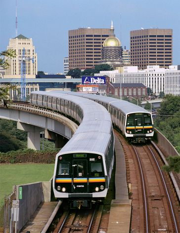 Story of people coming together on the Marta