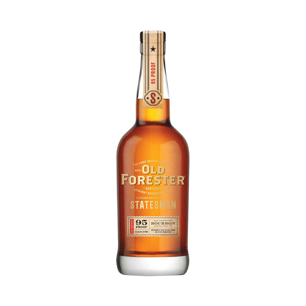OLD FORESTER STATESMAN 750ML – The House of Liquor