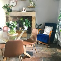 DINING ROOM MAKE OVER WITH JYSK