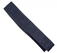 Ascot Navy Blue and Light Blue Knit Tie - The House of Ties