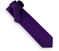 Violet Grenadine Silk Tie - Purple Tie - Silk Tie - The ...