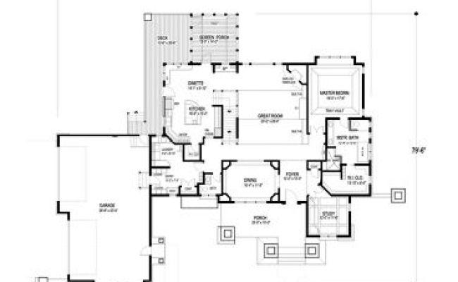 Plan 007h 0116 The House Plan Shop