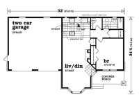 Awesome One Story Garage Apartment Floor Plans 19 Pictures ...