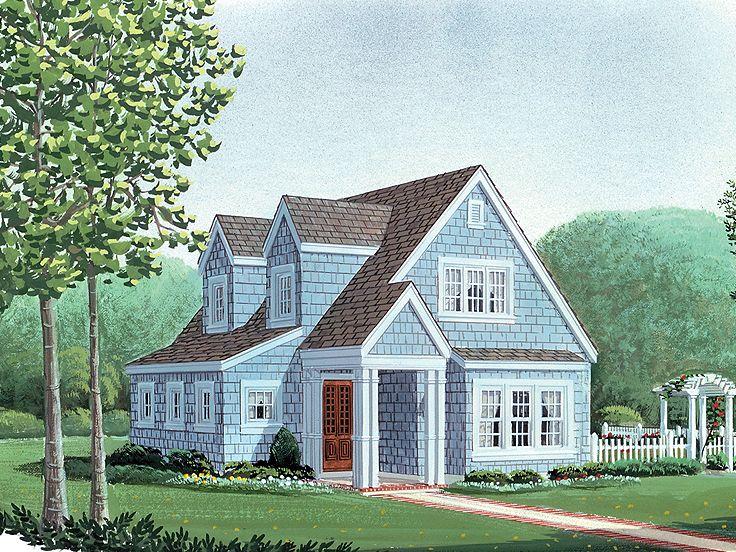 Cape Cod House Plans The House Plan Shop
