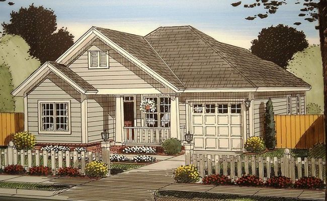 Small House Plans Small Ranch House Plan 059h 0157 At