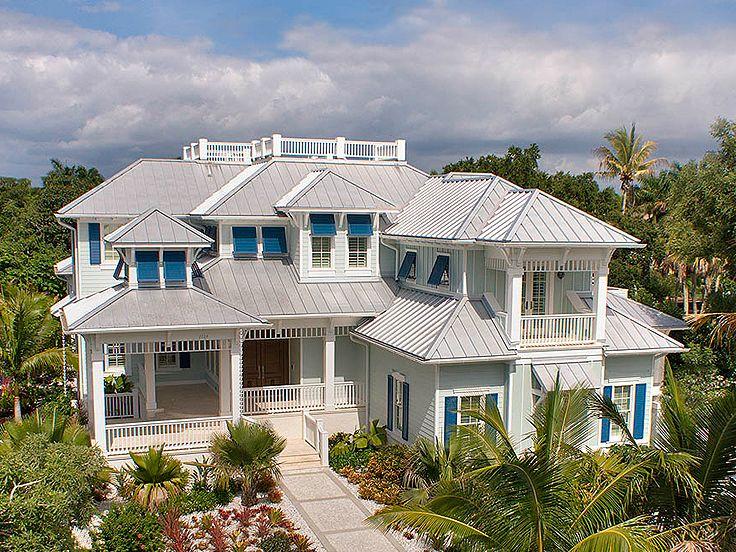 Beach House Plans & Coastal Home Plans The House Plan Shop
