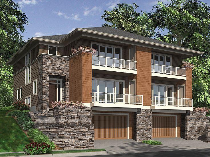 Plan 034M0023  Find Unique House Plans Home Plans and Floor Plans at TheHousePlanShopcom