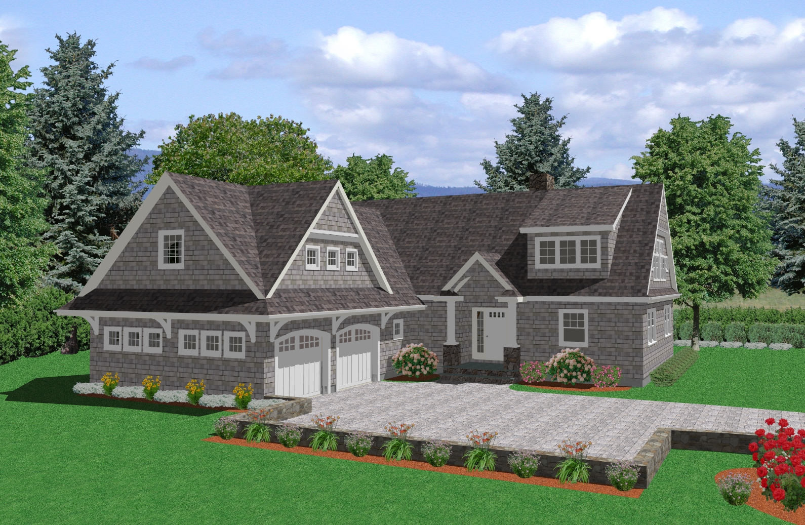 CAPE COD STYLE HOUSE PLANS  Floor Plans