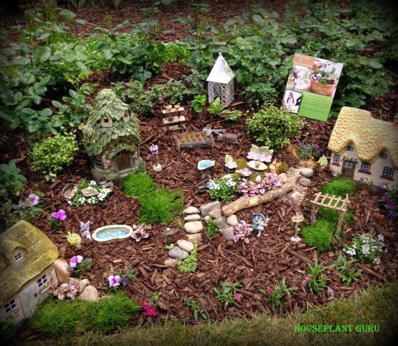 Miniature Garden Wonderlands