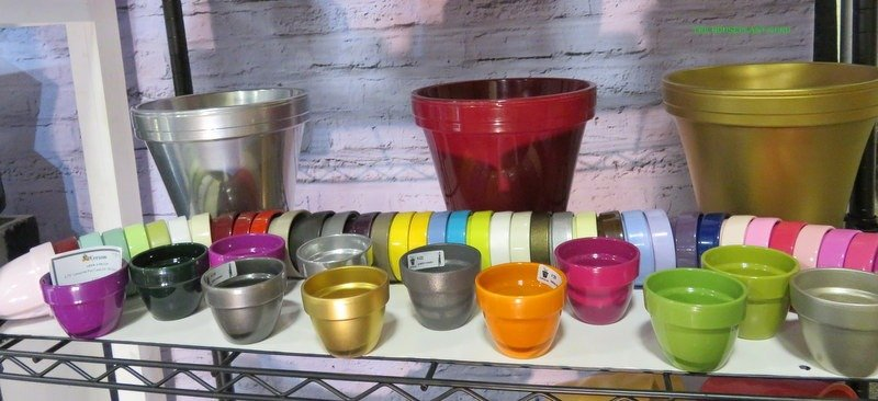 Need a particular color container? They have them all.