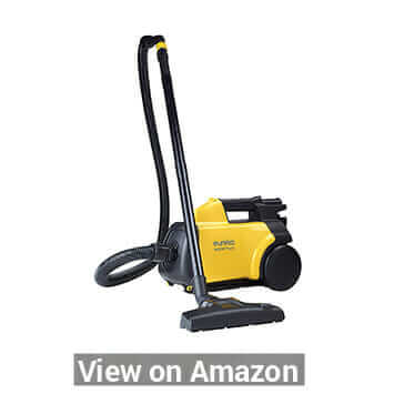 Eureka Mighty Mite Canister Vacuum Review