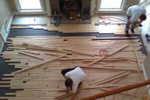 How to Install Ceramic Wood-style / Wood-look Tiles - The House Wire