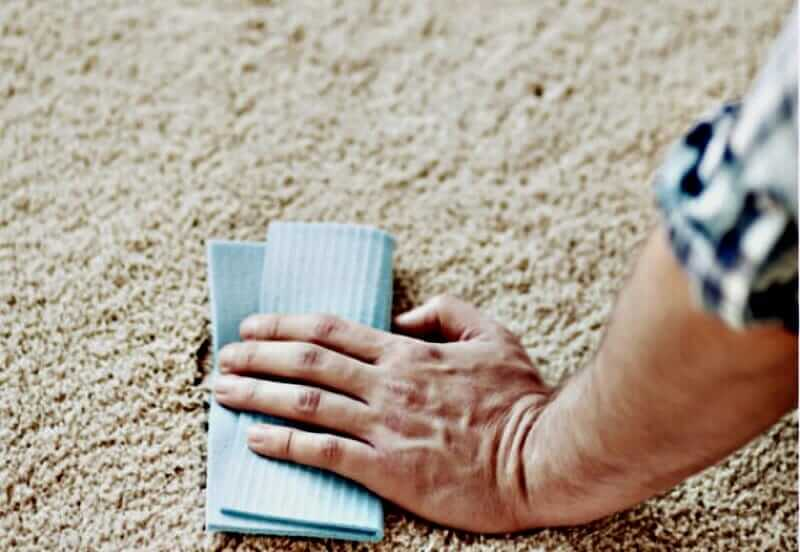 How-to-Clean-Vomit-Treat-the-carpet-stain