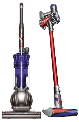 Dyson vs. Shark: Comparison Between Upright Vacuum