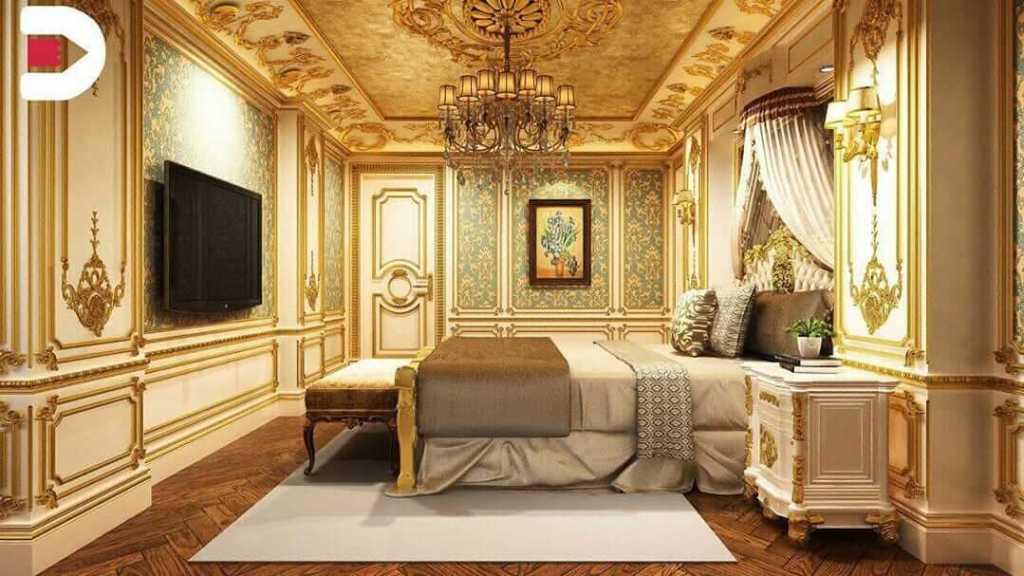 Ornate Vintage Habitat