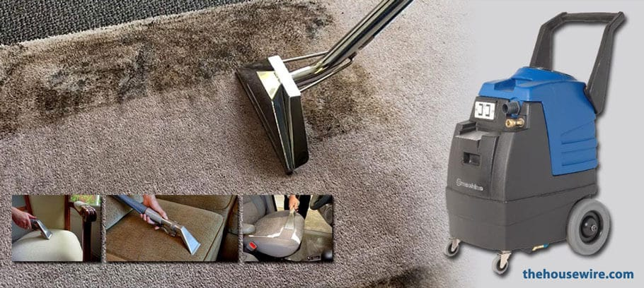 Best Portable Carpet and Upholstery Cleaner