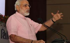 PM Modi Launches Three Missions: Housing For All,Smart Cities And AMRUT