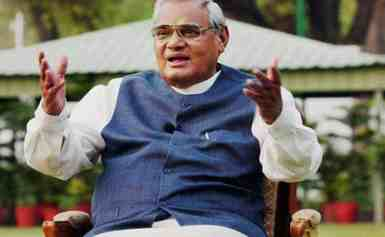 Remembering Former PM Atalji: A Dignified Leader, True Statesman And Poet
