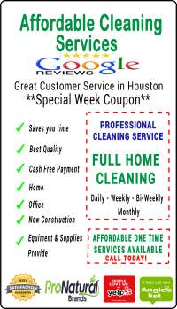 Cleaning Services Houston Maid Home 281.670.9716 Get Near Me