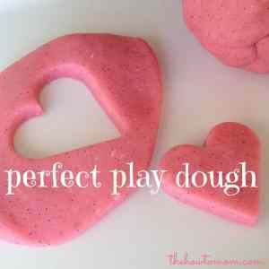Perfect Play Dough