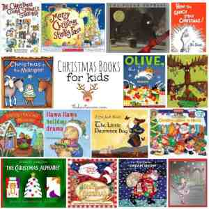 31 Memorable Christmas Books for Kids