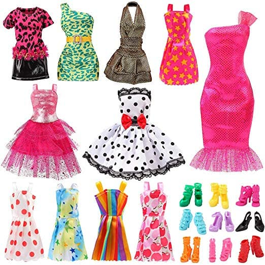 Fashion Dolls Clothes