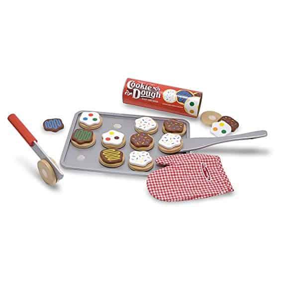 Slice&Bake Pretend Cookie Set