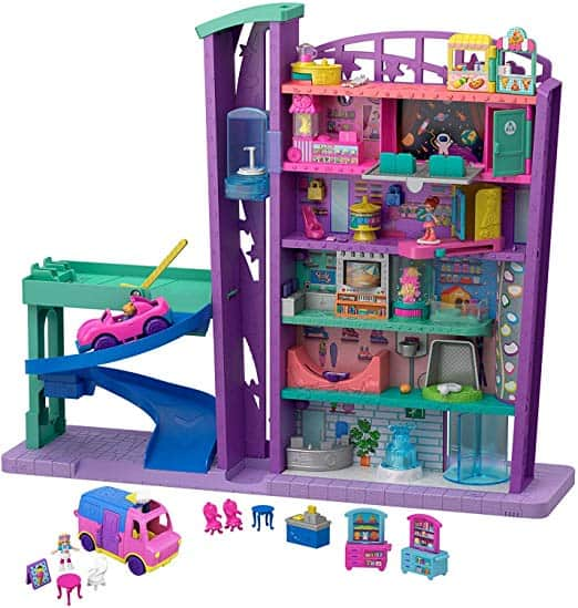 Polly Pocket Mall