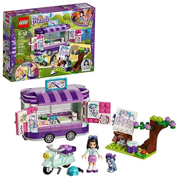 LEGO Friends Emma's Art Stand