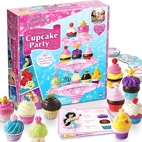 Princess Cupcake Game