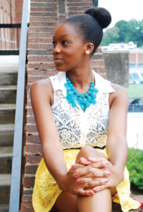 ARIEL POURMORADY FOR THE HOYA ROLE MODE: Bethel-Sears (COL '13) raises money for inner-city Bahamian girls.