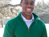 FILE PHOTO: AMY LEE/THE HOYA Rashawn Davis (COL '14) was the youngest candidate to run for Newark City Council, earning 5.87 percent of the vote.